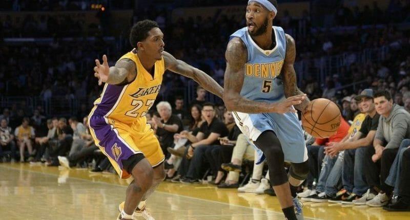 Los Angeles Lakers Vs. Denver Nuggets Nba Preseason Highlights