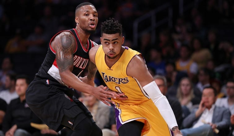 Lakers Nation Podcast: Recapping Lakers Vs. Blazers; Is Nick Young Really Back?