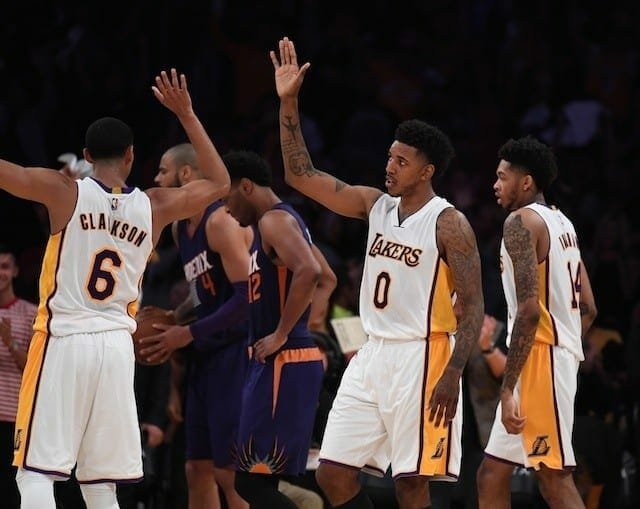 Lakers News: Nick Young Believes Team Can Make Playoffs Amidst Strong Start