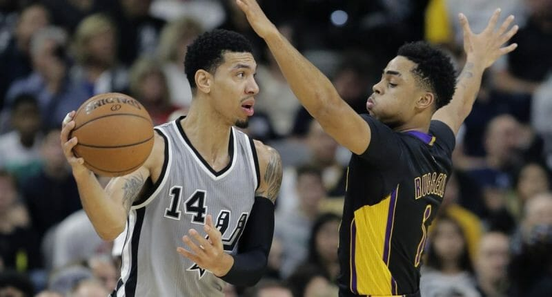Lakers Vs. Spurs Preview: L.a. Looks To Hand San Antonio First Road Loss Of Season