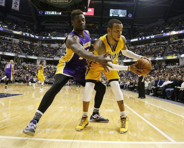 Lakers Vs. Pacers Preview: L.a. Hoping To Pick Up First Win Of Road Trip