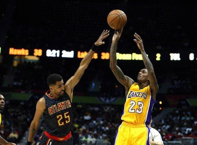 Game Recap: Lakers Pick Up First Road Win Of Season In Atlanta