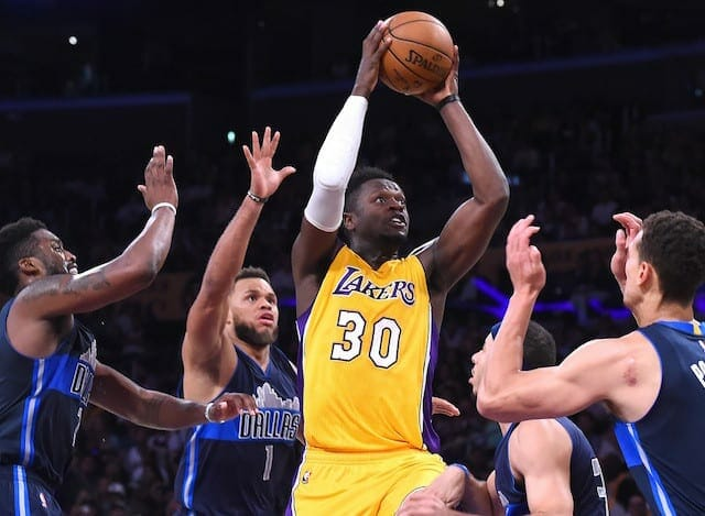 Lakers Nation Podcast: Breaking Down Loss To Mavs, Luke Walton's Rotation