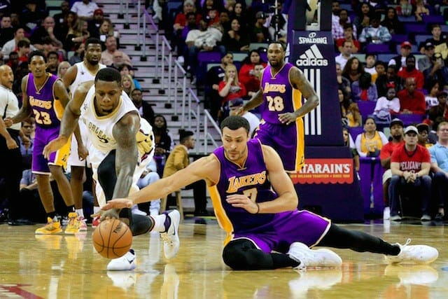 Lakers Vs. Pelicans Preview: Four Game Road Trip Begins In New Orleans