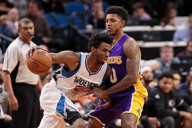 Los Angeles Lakers Vs. Minnesota Timberwolves Nba Highlights
