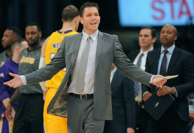 Lakers Nation Roundtable: What Worries You Most About Team?