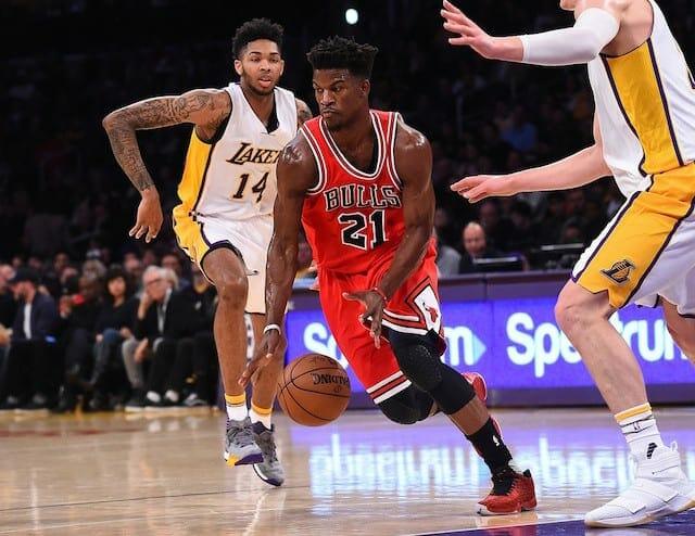 Game Recap: Lakers Drop Second Straight At Home Against Bulls