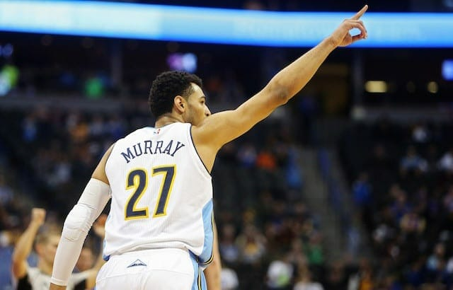 Nba Rookie Rankings: Has Jamal Murray Done Enough To Pass Joel Embiid?