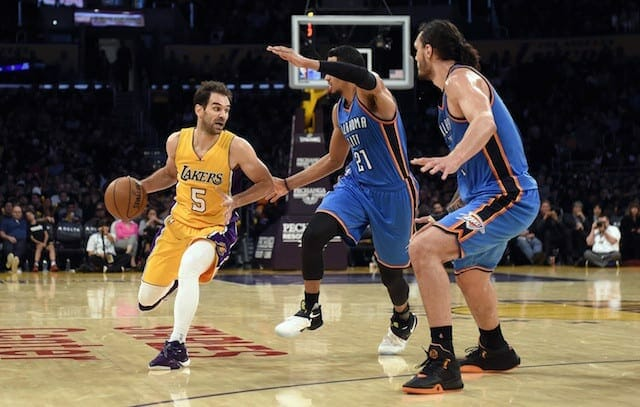 Lakers Nation Podcast: Breaking Down Win Over Thunder, Nick Young's Game-winner