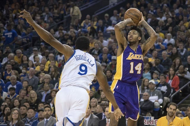 Game Recap: Short-handed Lakers Blown Out By Warriors