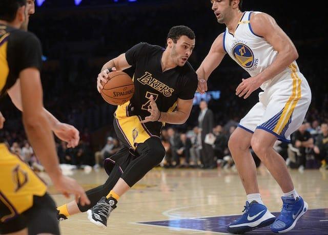 Lakers Trending Up And Down: 2016-17 Nba Season, Week 6