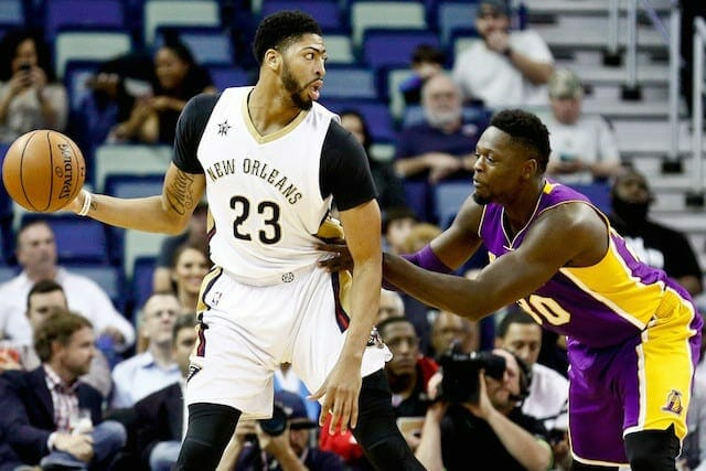 Game Recap: Lakers Blown Out In New Orleans To Start Road Trip