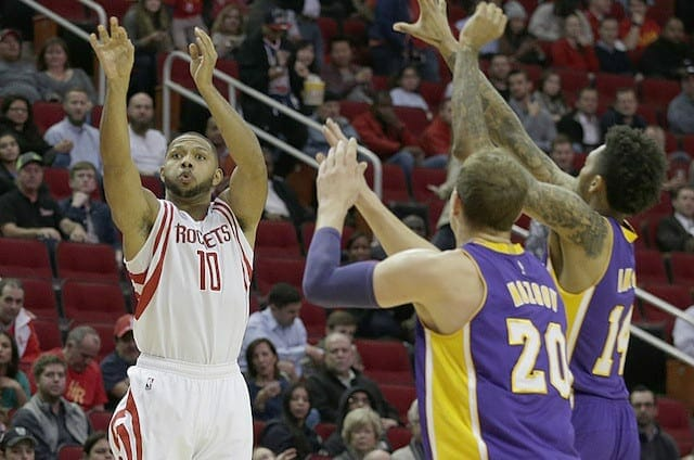 Game Recap: Eric Gordon Torches Lakers In Rockets Win
