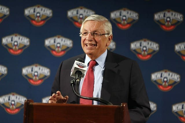 David Stern Says There Was Never A Chris Paul Trade To The Lakers To Veto