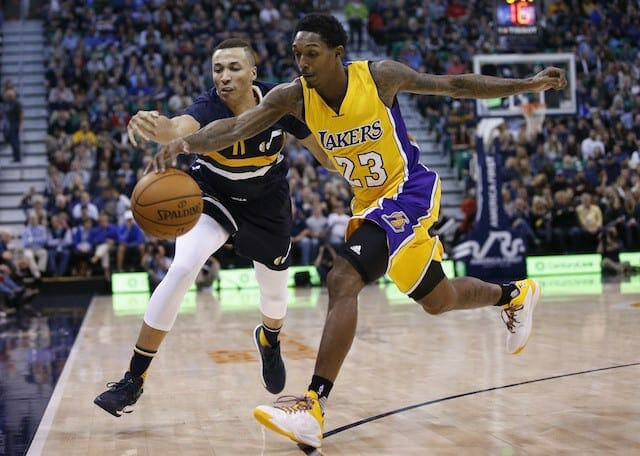Lakers Vs. Jazz Preview: L.a. Returns Home Hoping To End Losing Streak