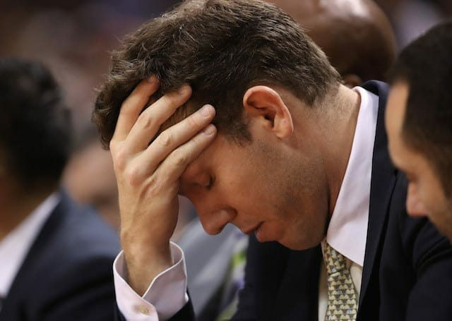 Luke Walton Doesn't Want Lakers Using Injuries As Excuse For Performance