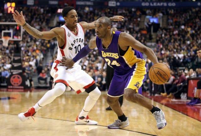 Lakers News: Demar Derozan Sends Special Gift To Kobe Bryant