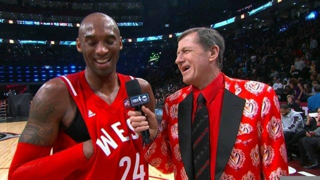 Kobe Bryant Calls Craig Sager 'rare' Reporter An Athlete Could Be Open With