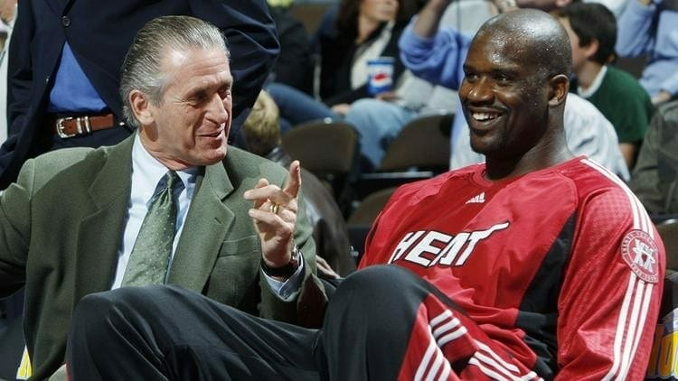 Pat Riley Was Surprised Lakers Made Shaquille O'neal Available In Trade Talks