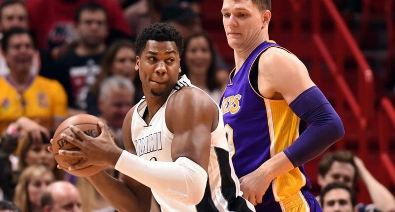 Lakers Vs. Heat Preview: L.a. Returns To Staples Center To Face Injury-riddled Miami