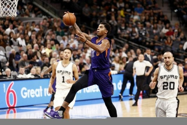 Nba Rookie Rankings: Marquese Chriss Emerging For The Suns