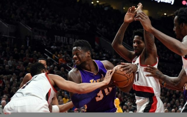 Game Recap: Lakers Blow Another Double-digit Lead In Loss To Trail Blazers