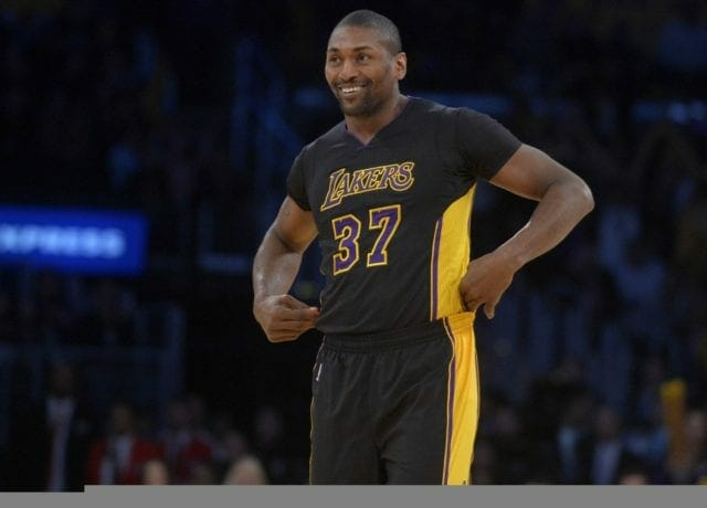 Lakers News: Thomas Robinson, Metta World Peace Remain With Team Through Non-guarantee Deadline
