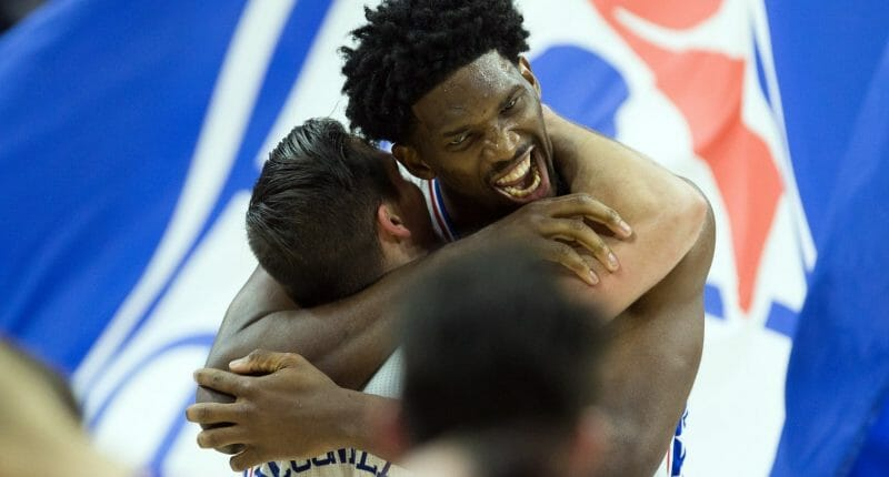 Nba Rookie Rankings: Joel Embiid Has The Sixers Fighting For Playoff Spot