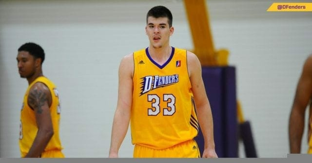 Lakers News: Ivica Zubac Used D-league Stint As Motivation