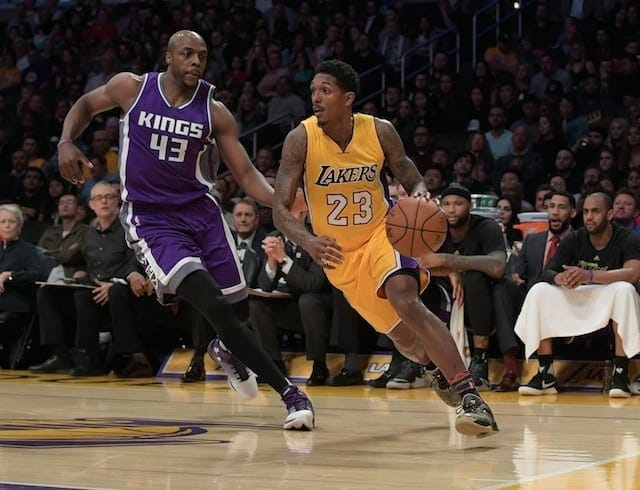 Lakers Vs. Kings Recap: Lou Williams Leads L.a.'s Comeback, Sacramento Holds On For 97-96 Win