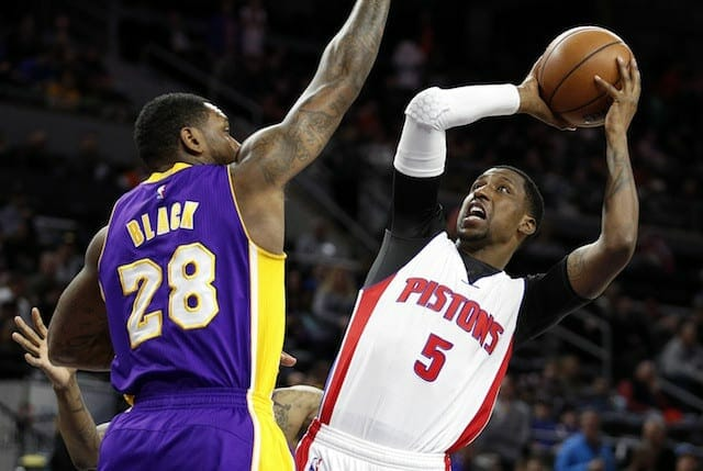 Game Recap: Turnovers Doom Lakers As They Fall To Pistons On The Road