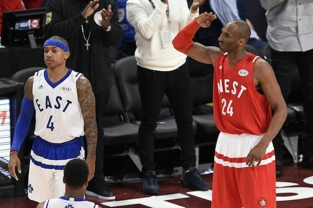 Isaiah Thomas Talks Impact About Impact Of Conversation With Lakers Legend Kobe Bryant