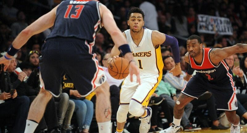 Lakers Vs. Wizards Preview: L.a. Starts Grammy Road Trip In Washington