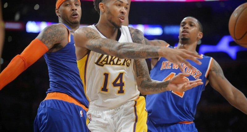 Lakers Vs. Knicks Preview: L.a. Continues Grammy Trip At Madison Square Garden
