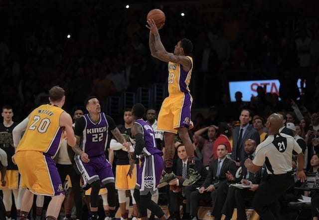 Three Takeaways From Lakers' Close Loss To Kings