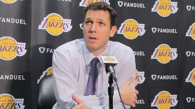 Los Angeles Lakers Vs. Milwaukee Bucks Postgame (videos)