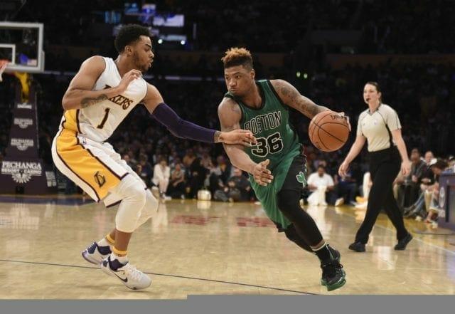 Lakers Podcast: John Ireland On Lakers Vs Celtics – Who Has The Brighter Future?