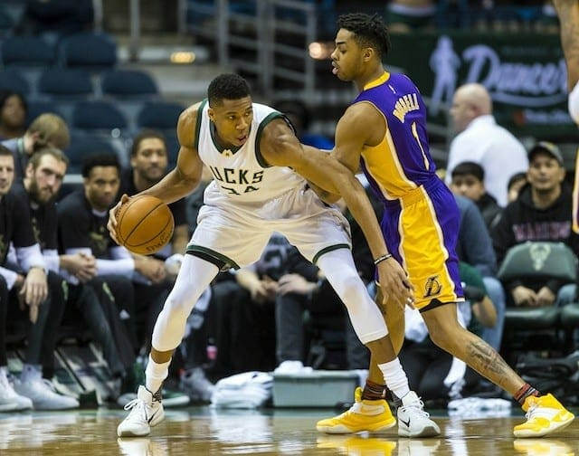 Lakers Vs Bucks Preview: L.a. Looks To Slow Down Giannis And Company