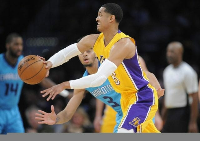 Jordan Clarkson Speaks On Differences Playing Without Lou Williams