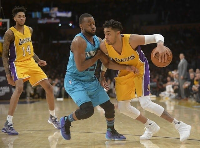 Three Takeaways From Lakers Loss To Hornets