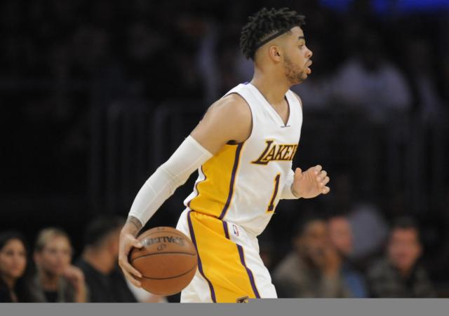 D'angelo Russell On Playing Shooting Guard: 'i'm A Basketball Player'