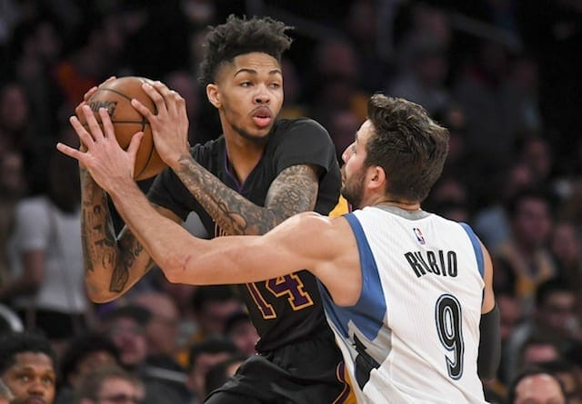 Lakers News: Brandon Ingram Listed As Probable Against Clippers