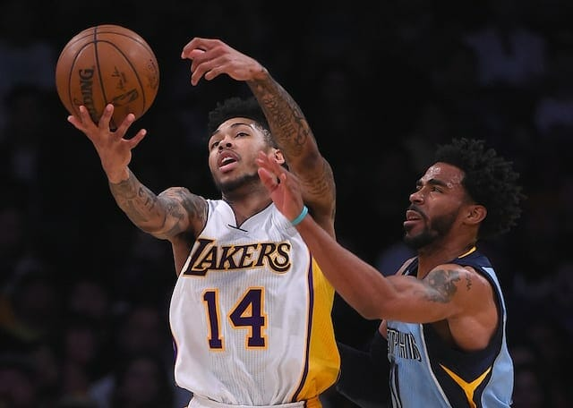 Game Recap: Lakers Hang On For 108-103 Victory Over Memphis Grizzlies