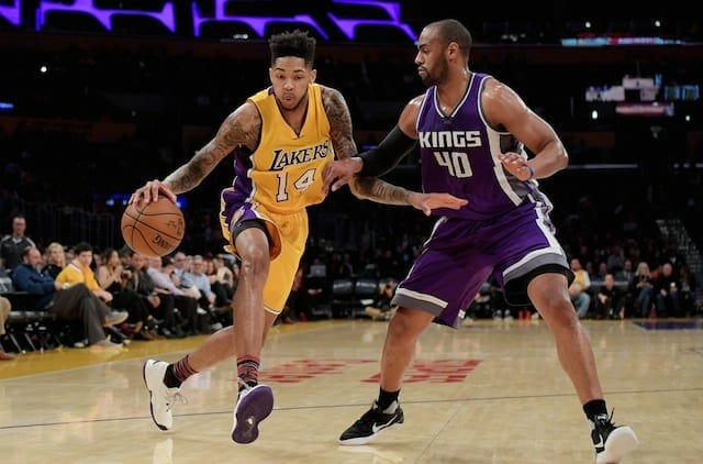 Lakers Vs. Kings Preview: L.a. Goes For Third Straight