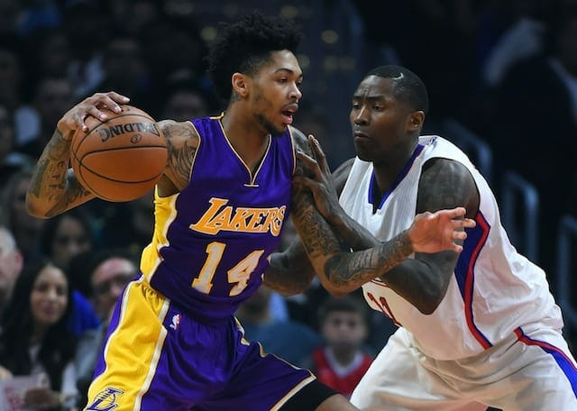 Game Recap: Brandon Ingram Shines In Return, But Lakers Fall To Clippers