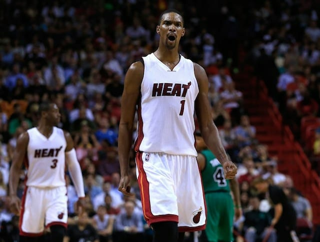 Chris Bosh Believes He Can Return To Play In The Nba