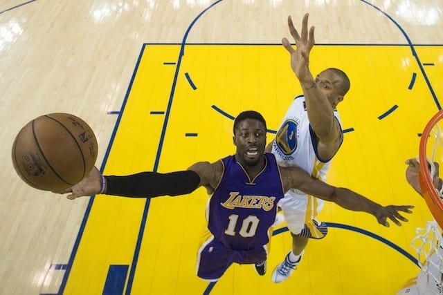 Lakers Guard David Nwaba Plans On Playing In Summer League
