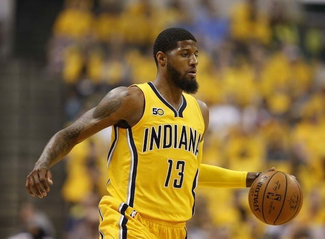 Patience Is Best Course Of Action In Lakers Pursuit Of Paul George