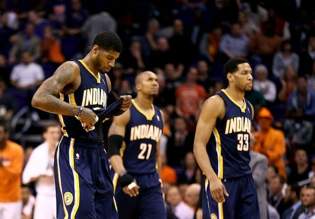 Danny Granger: 'can't Fault' Paul George If He Wants To Leave Pacers