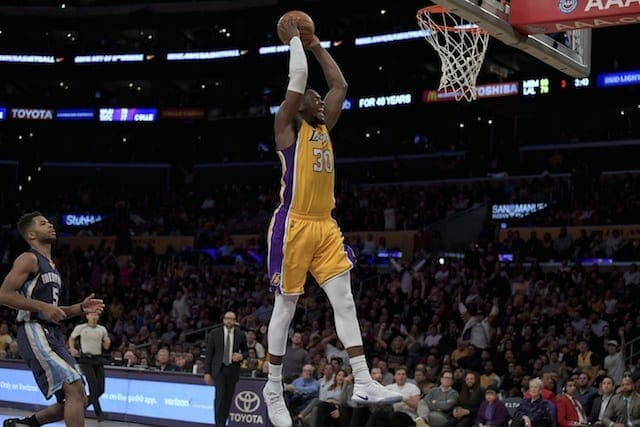 Lakers Vs. Grizzlies Preview: L.a. Looks To Win Season Series Against Memphis